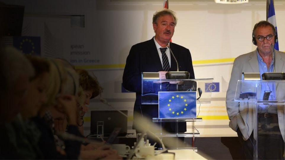 Αβραμόπουλος: Η ΕΕ θα δώσει κι άλλα χρήματα για τους πρόσφυγες