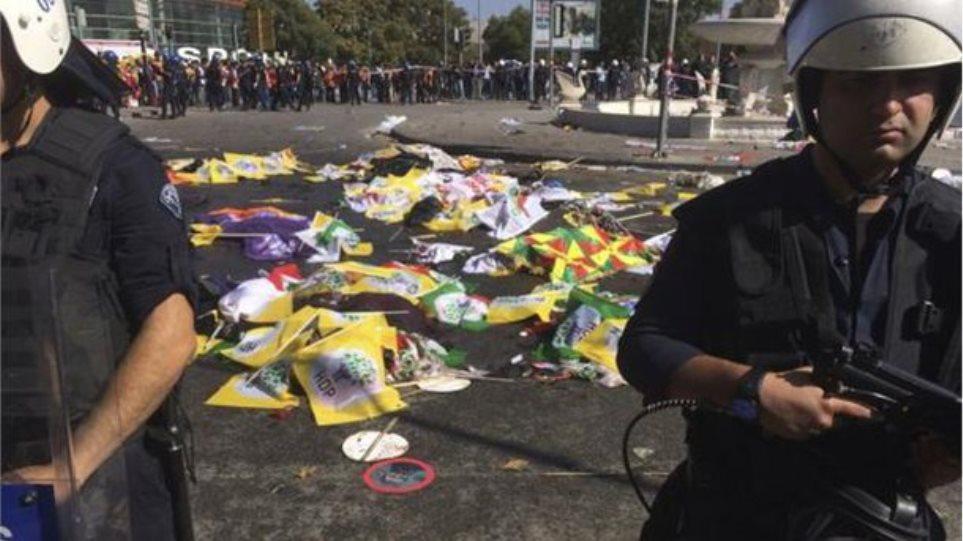 Φιλοκουρδικό Κόμμα: Στόχος της τρομοκρατικής επίθεσης ήμασταν εμείς