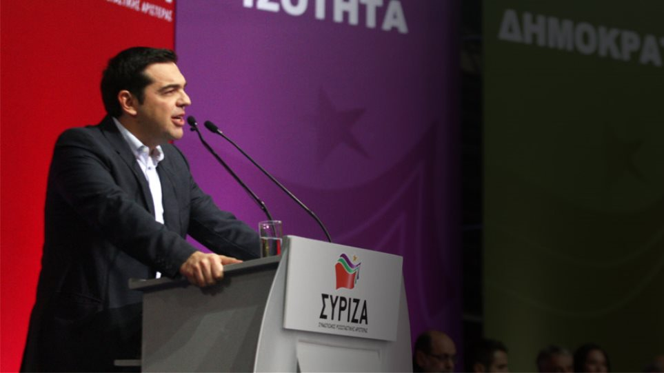 Νέο ΣΥΡΙΖΑ σχεδιάζει ο Αλέξης Τσίπρας