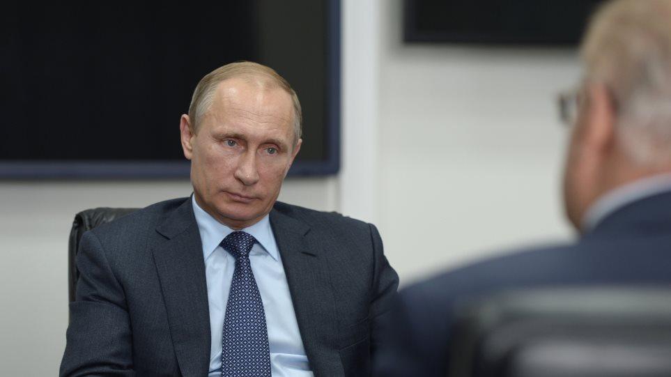 Πούτιν: Αποκλείει μια χερσαία επιχείρηση των ρωσικών δυνάμεων στη Συρία