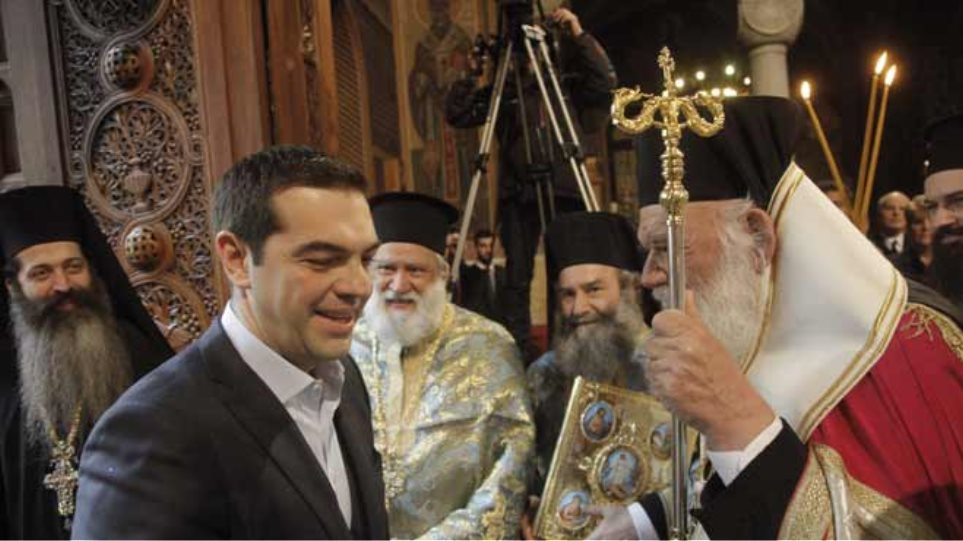 Economist: Τι κρύβεται πίσω από την αλλαγή της στάσης του Τσίπρα απέναντι στην Εκκλησία;