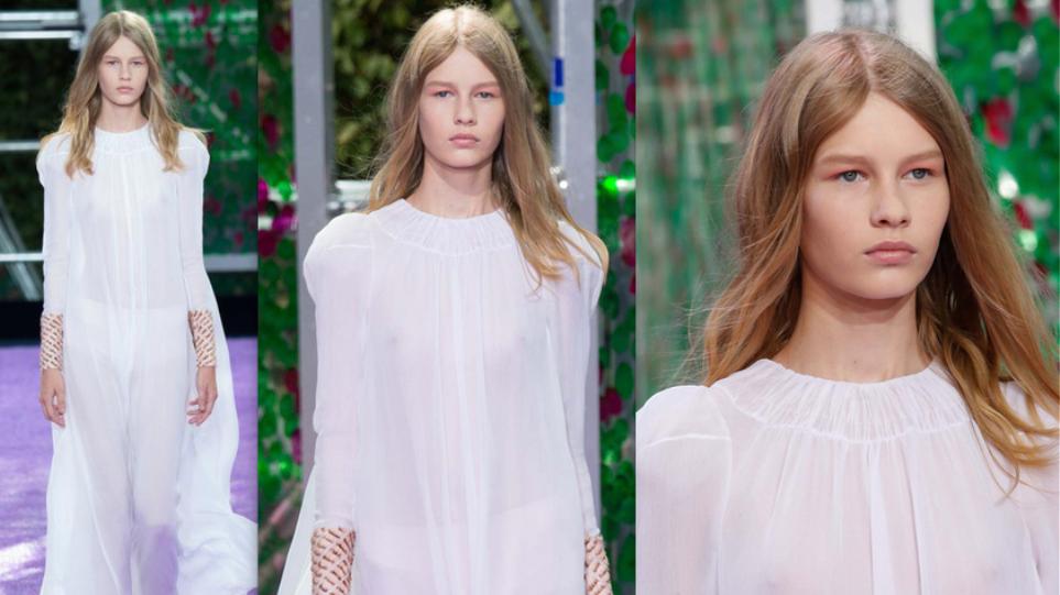 Ποιο είναι το 14χρονο μοντέλο που έχει προκαλέσει αντιδράσεις στη βιομηχανία της μόδας;