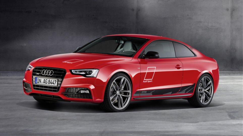 Το Audi A5 DTM σε μόλις 50 μονάδες