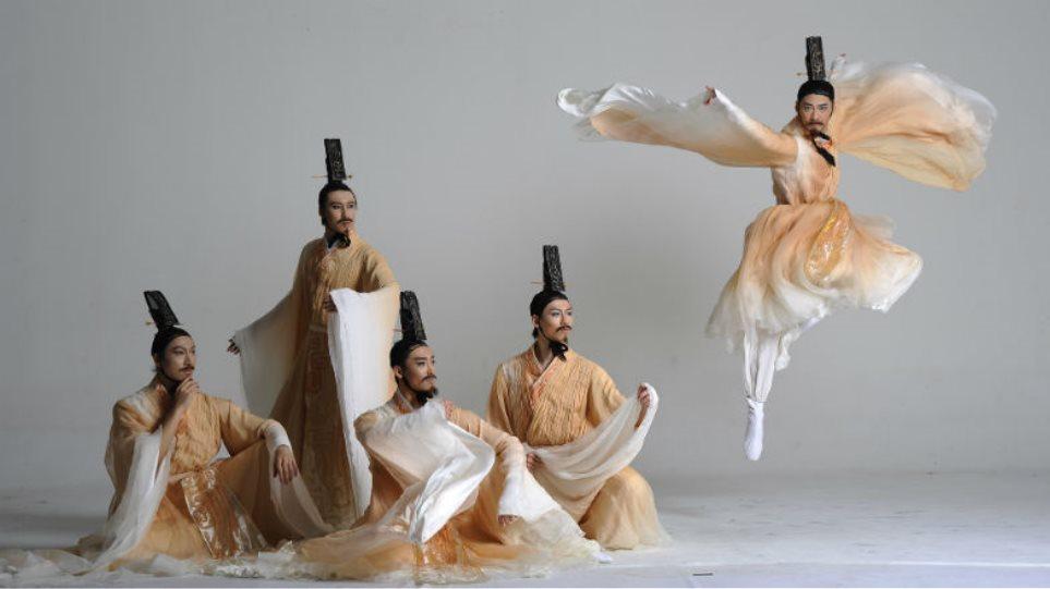Ο χορός του Κομφούκιου