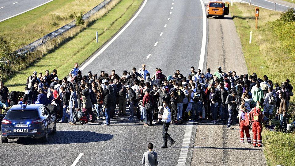 Φινλανδία: Συνελήφθη διακινητής που μετέφερε τουλάχιστον 100 πρόσφυγες από την Τουρκία