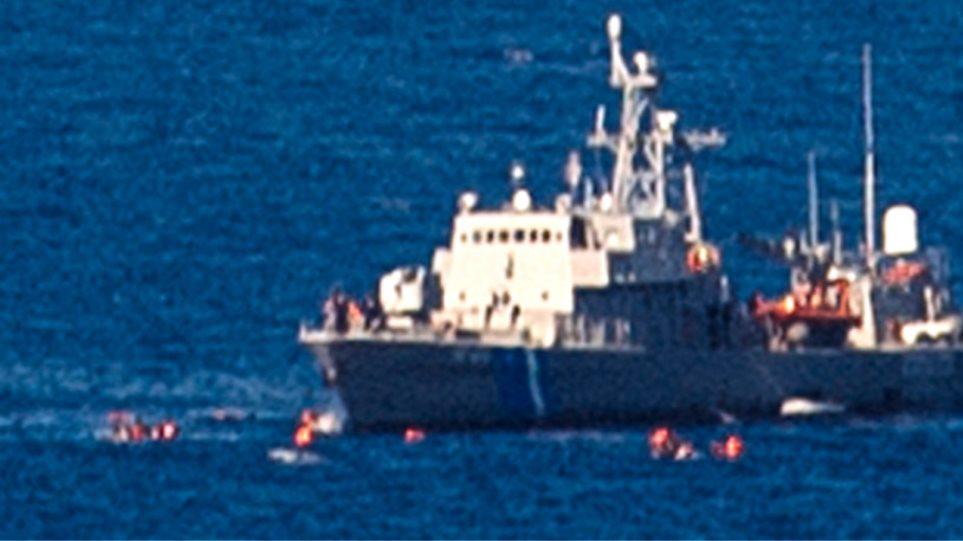 Τραγωδία στη Λέσβο: Επτά νεκροί από σύγκρουση σκάφους του Λιμενικού με δουλεμπορικό