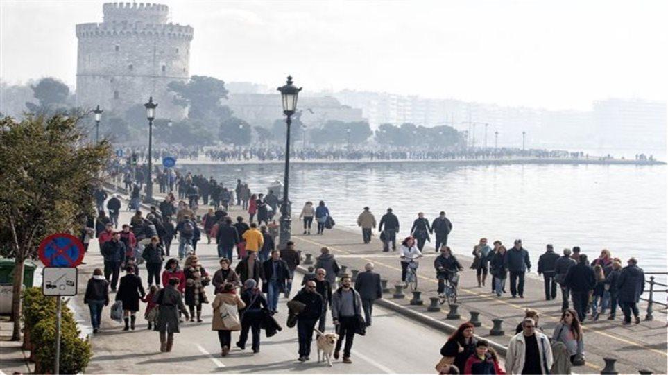 Θεσσαλονίκη: Πεζοδρομείται την Κυριακή και για έξι ώρες η Λεωφόρος Νίκης