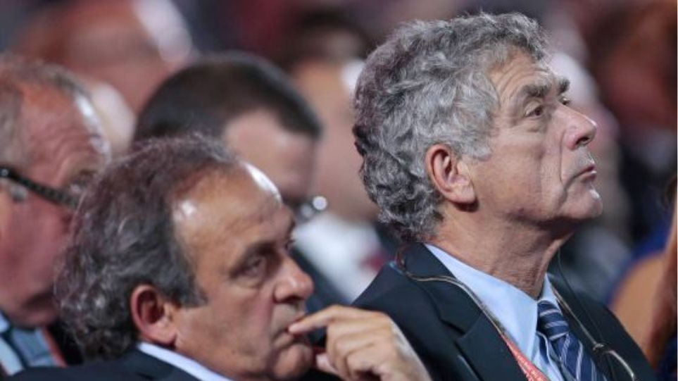 Την θέση του Πλατινί στην UEFA παίρνει ο Ισπανός Ανχελ Μαρία Βιγιάρ