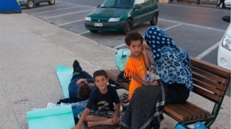 Μυτιλήνη: Καλωσόρισμα σε κάθε προσφυγόπουλο με μια τσάντα γεμάτη παιχνίδια!