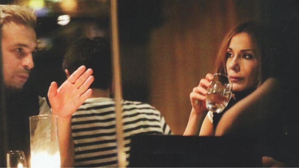 Βανδή - Νικολαϊδης: Ρομαντικό δείπνο με σούσι