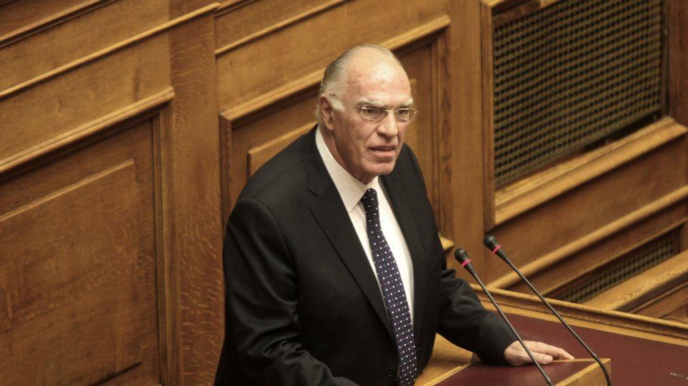 Λεβέντης: Ο Τσίπρας κατηγορούσε τα μνημόνια και τελικά υπέγραψε ένα χειρότερο