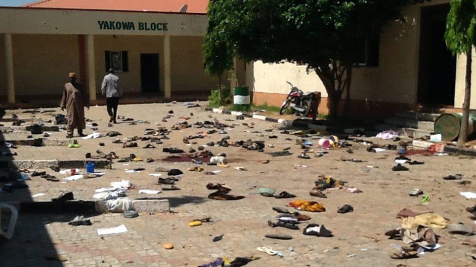Νιγηρία: Διπλό πολύνεκρο κτύπημα από την Μπόκο Χαράμ