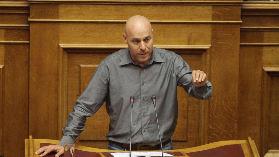 Γιώργος Αμυράς: «Είστε κυβερνώσα εκατομμυριούχος αριστερά»
