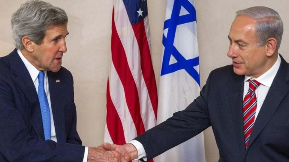 Τηλεφωνική επικοινωνία Κέρι - Νετανιάχου για το Ισραήλ