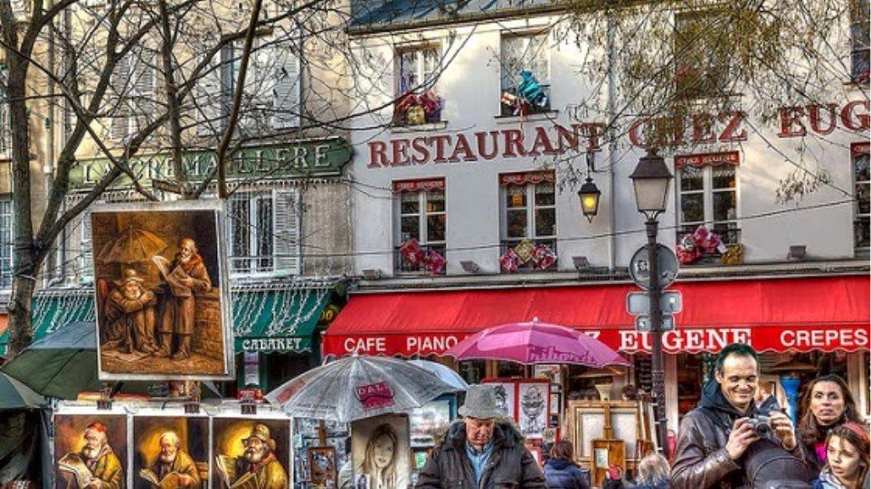 Μονμάρτρη: Η πιο γραφική και ρομαντική συνοικία του Παρισιού