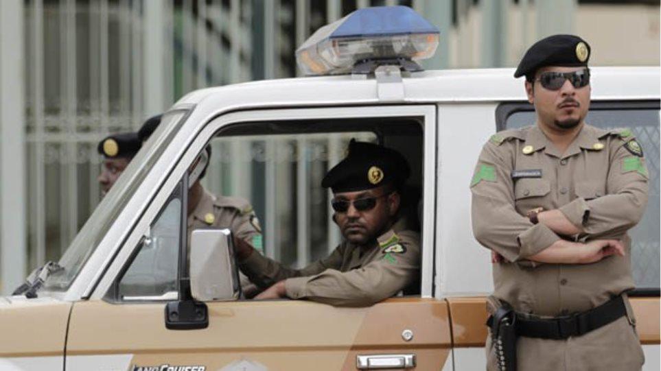 Σ. Αραβία: Νεκρός ένοπλος από πυρά δυνάμεων ασφαλείας
