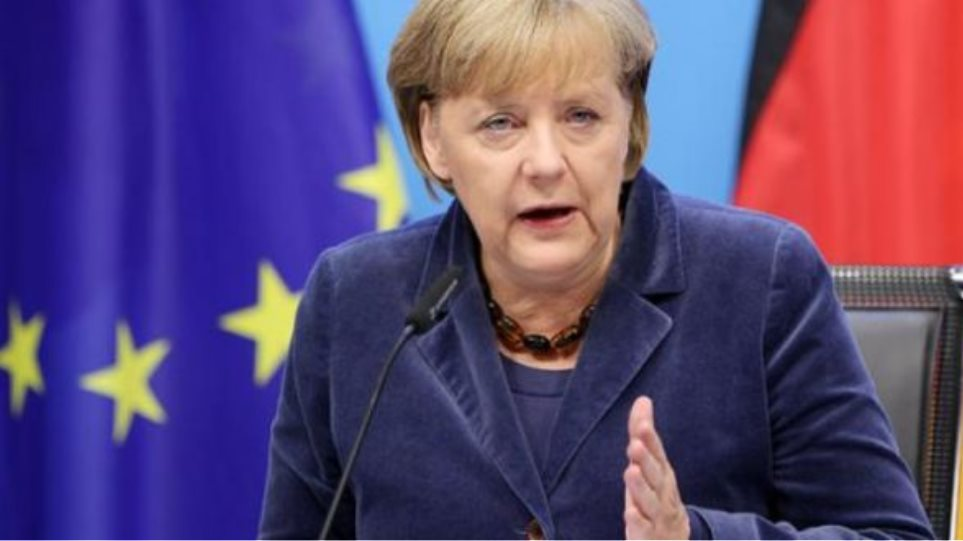 «Περιοχές τράνζιτ» για την αντιμετώπιση του μεταναστευτικού προτείνει η  Μέρκελ