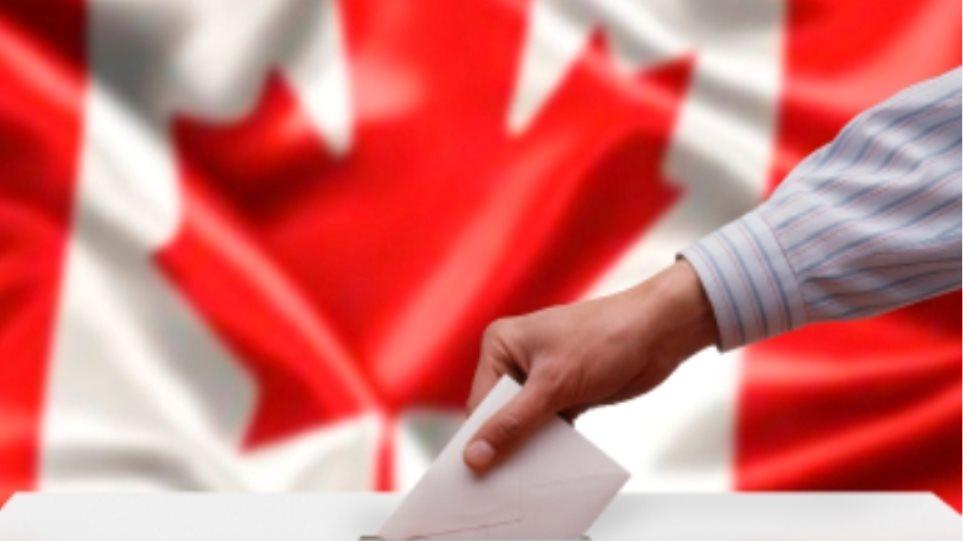 Τη Δευτέρα οι εκλογές στον Καναδά