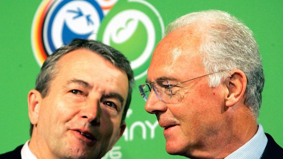 Σε αναταραχή η Γερμανία για το σκάνδαλο με την εξαγορά του Μουντιάλ το 2006
