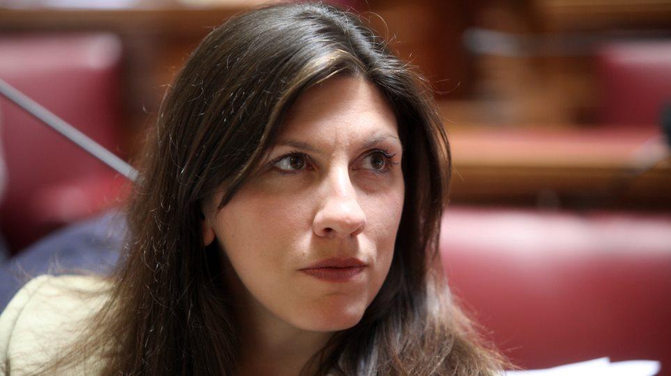Ζωή Κωνσταντοπούλου: Κάθε «ναι» σε μνημόνια, μαχαιριά στην καρδιά της δημοκρατίας
