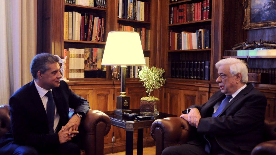 Παυλόπουλος: Οι Έλληνες έχουμε αποδείξει ότι πάνω από όλα είναι ο Άνθρωπος