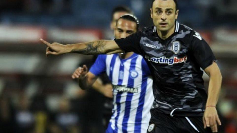 H «ματσάρα» της Θεσσαλονίκης: Ηρακλής-ΠΑΟΚ 3-3 στο... 93' - Μοιραίος ο Μπερμπάτοφ