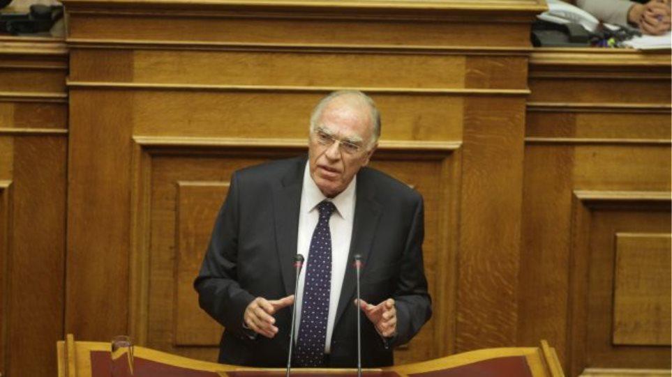 Λεβέντης: Άσυλο ακολασίας η Βουλή - Θα ήταν βλακώδες να συνεργαστώ με τον Τσίπρα