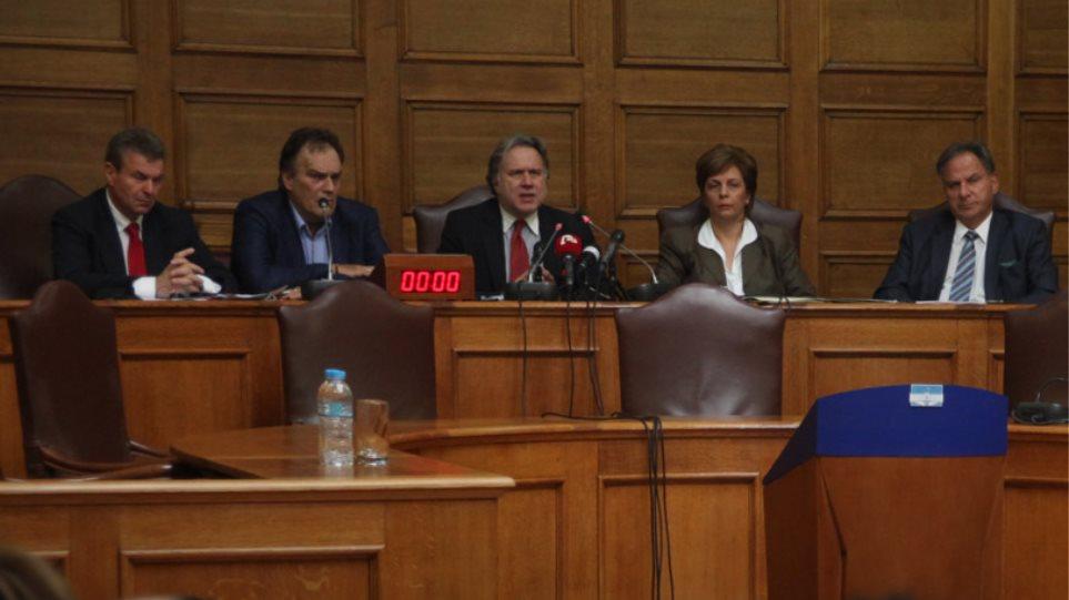 Απειλές κατά των μελών της «Επιτροπής Σοφών» για το ασφαλιστικό