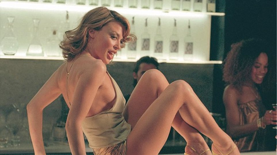Kylie Minogue: Χεράκι-χεράκι με τον 27χρονο σύντροφό της