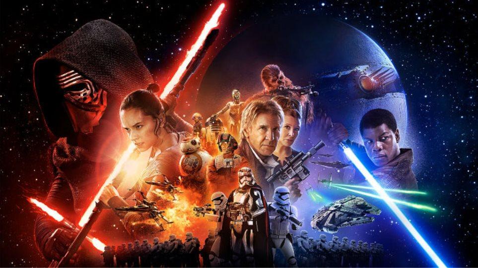 Τα νέα teasers και η αφίσα του Star Wars είναι εδώ!