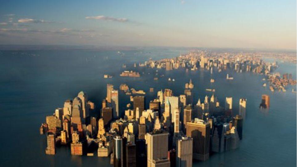 Οι επιπτώσεις της κλιματικής αλλαγής: Ποια μέρη του πλανήτη κινδυνεύουν να... βυθιστούν