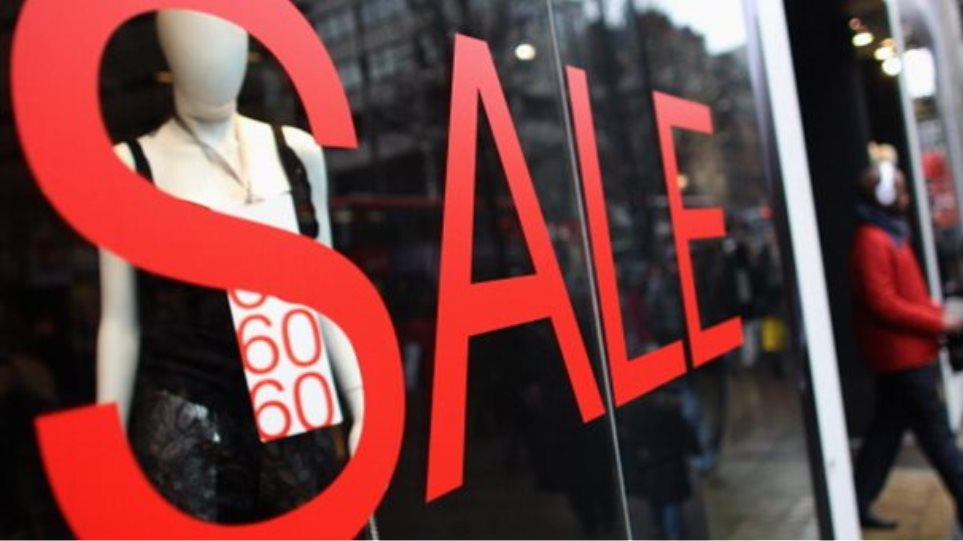 e34801038dd Μόνο 1 στα 9 καταστήματα είχε αύξηση πωλήσεων στις ενδιάμεσες εκπτώσεις