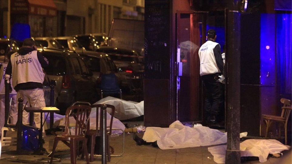 Σφαγή και τρόμος στο Παρίσι - 153 νεκροί σε 6 επιθέσεις