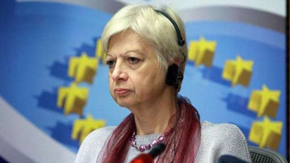Αποχώρησε από το ΔΗΣΥ η ευρωβουλευτής  Ελένη Θεοχάρους