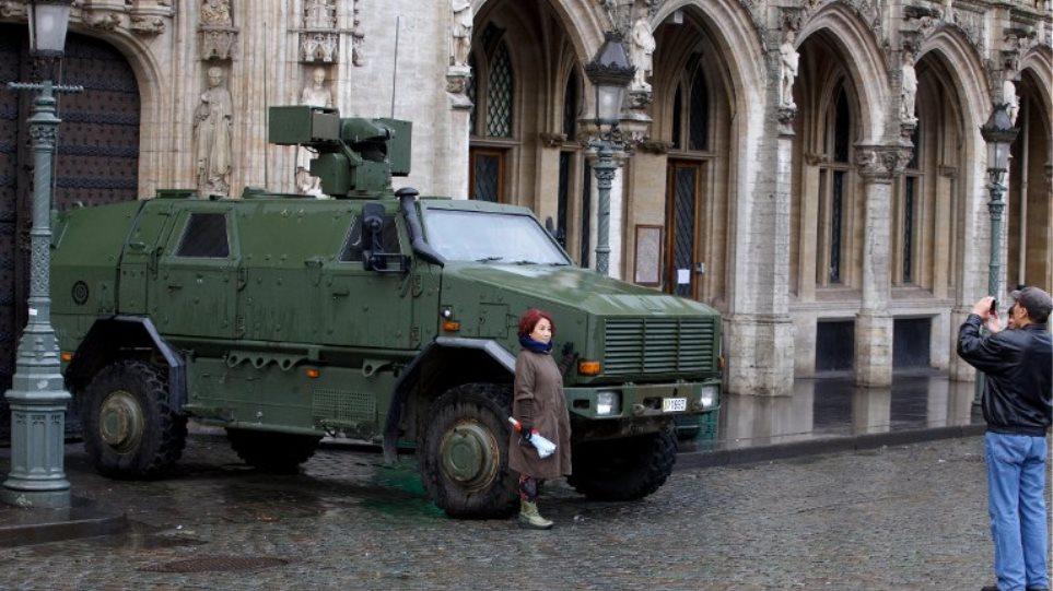 Βέλγιο: Η απειλή στις Βρυξέλλες είναι πολύ πιο σοβαρή από αυτή του φυγά τζιχαντιστή