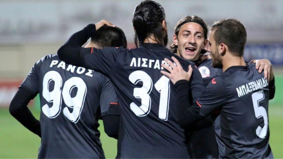 Υπόθεση 45 λεπτών η νίκη της Ξάνθης (1-0) επί του Πανιωνίου