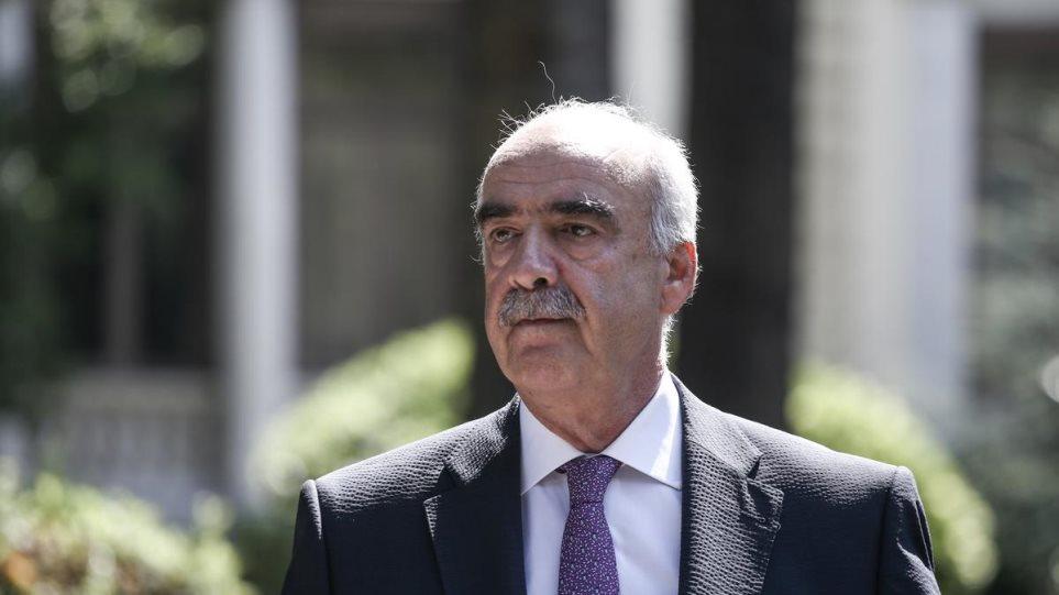 «Ο Βαγγέλης Μεϊμαράκης παραμένει πρόεδρος», λένε συνεργάτες του