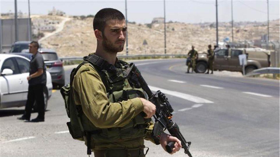 Δυτική Όχθη: Νεκροί δύο Παλαιστίνιοι μετά από επίθεση εναντίον Ισραηλινών
