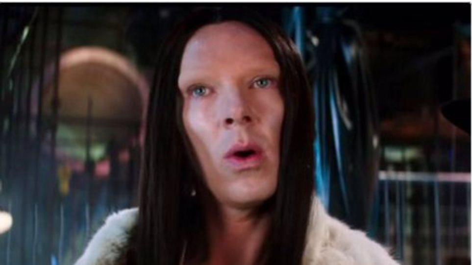 «Θύελλα» για την τρανς που παίζει ο Κούμπερμπατς στο Zoolander 2