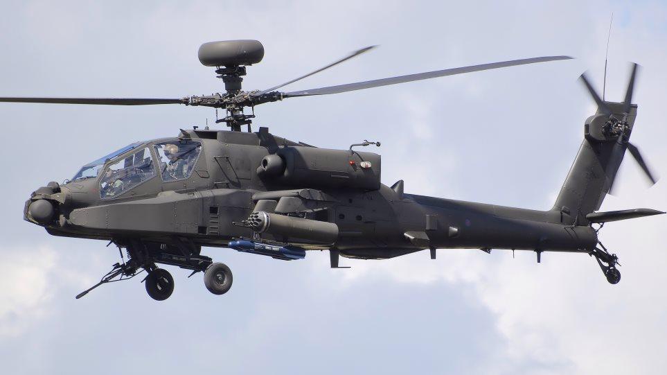 Στρατιωτικό ελικόπτερο των ΗΠΑ συνετρίβη στη Νότια Κορέα - Δύο νεκροί