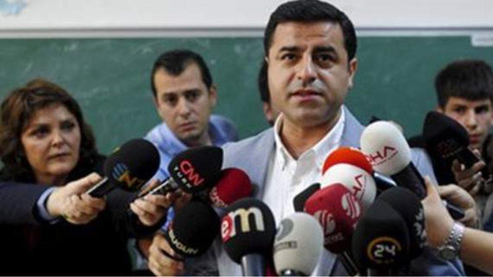 Τουρκία: Δολοφονική απόπειρα κατά του ηγέτη του φιλοκουρδικού κόμματος