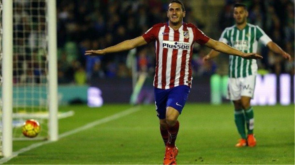 Βίντεο: Υποψηφιότητα τίτλου από την Ατλέτικο Μαδρίτης, 0-1 την Μπέτις