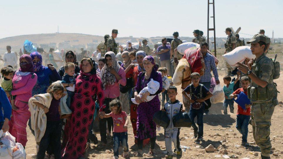 Η Τουρκία «επαναπατρίζει» Σύρους πρόσφυγες με συνοπτικές διαδικασίες, καταγγέλλει οργάνωση ανθρωπίνων δικαιωμάτων