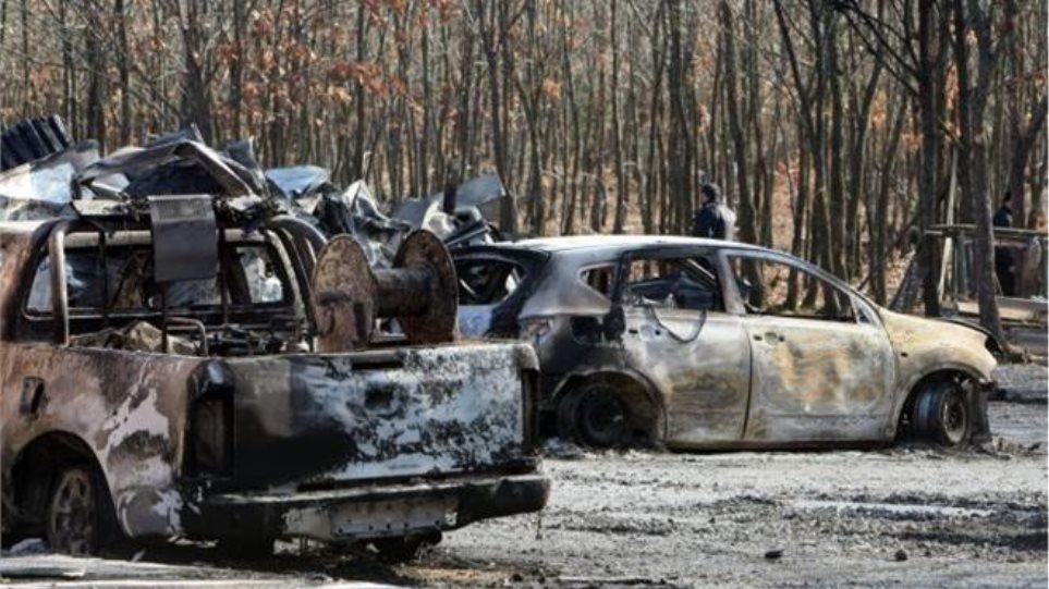 Αθώοι τρεις κάτοικοι της Ιερισσού για την εμπρηστική επίθεση στις Σκουριές