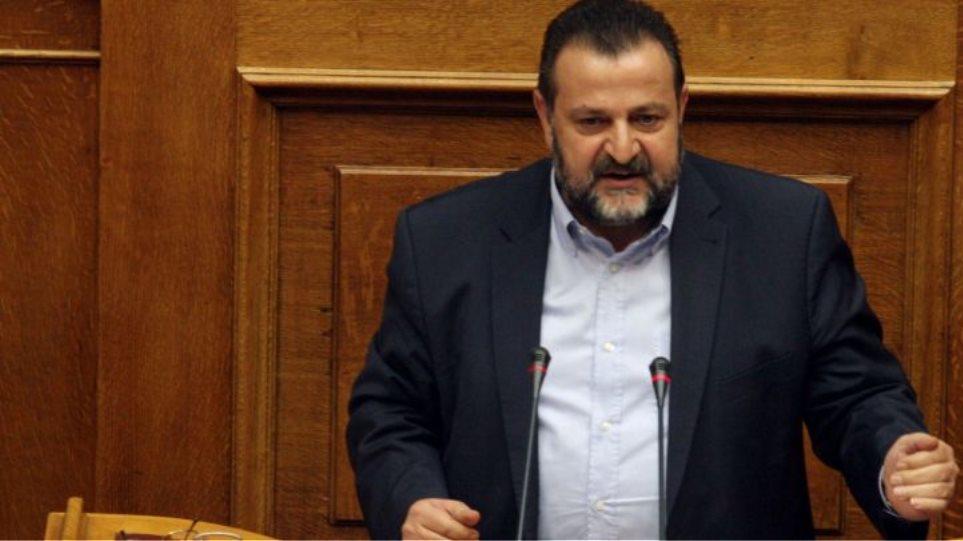 Βασίλης Κεγκέρογλου: Δεν δίνουμε άφεση αμαρτιών στον Τσίπρα