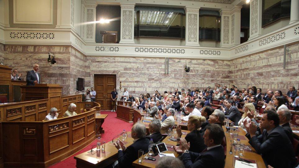 Ανησυχία για την ενότητα της ΝΔ: Το απόγευμα η κρίσιμη συνεδρίαση της κοινοβουλευτικής ομάδας
