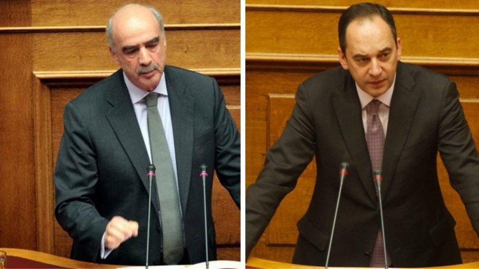 Ο Πλακιωτάκης αντιπρόεδρος και μέχρι το απόγευμα πρόεδρος της ΝΔ