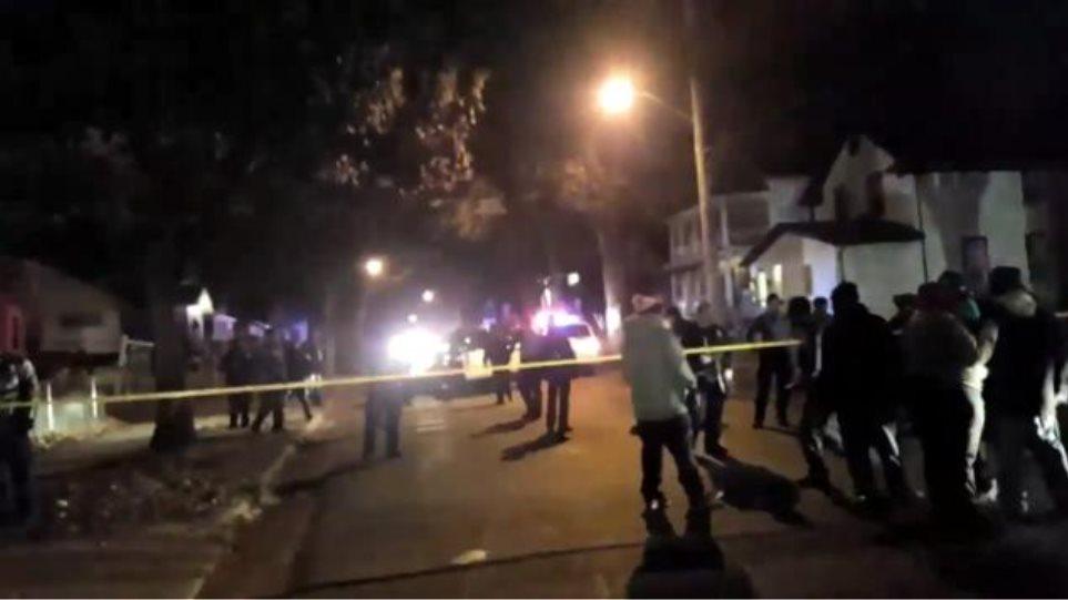 ΗΠΑ: Πέντε τραυματίες από πυροβολισμούς στη Μινεάπολη
