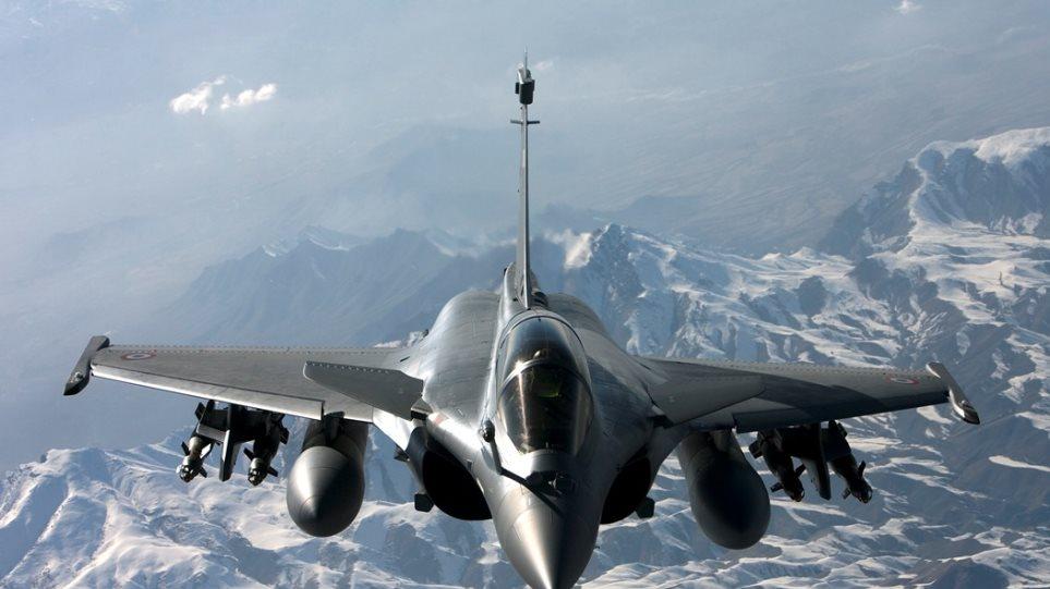 Γαλλικά αεροσκάφη έπληξαν θέσεις τζιχαντιστών στο Ιράκ