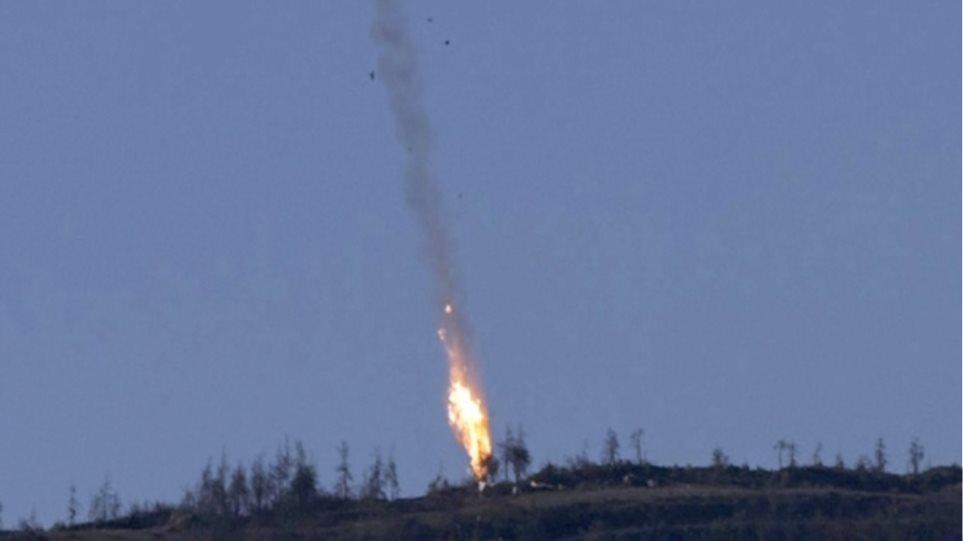Βίντεο-σοκ: Σύροι αντάρτες πανηγυρίζουν πάνω από τον νεκρό πιλότο